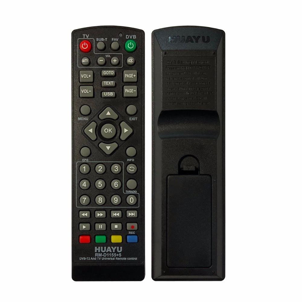 ΧΕΙΡΙΣΤΗΡΙΟ UNIVERSAL ΑΠΟΚΩΔΙΚΟΠΟΙΗΤΗ DVB-T & DVB-S